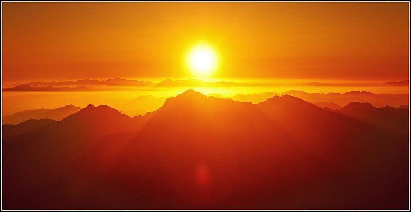 Mount Sinai Sunrisephoto preview