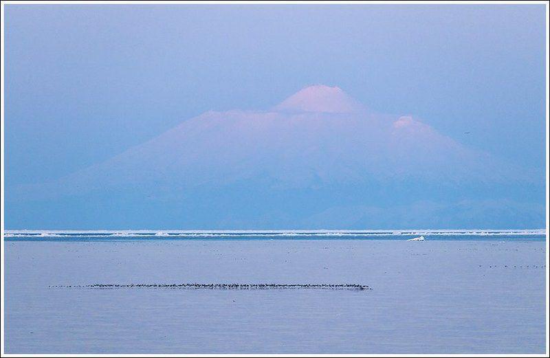 Утром в Охотском мореphoto preview