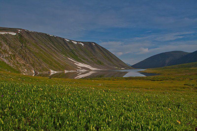 горы, бурятия, озеро, келедзарам Келед-Зарамphoto preview
