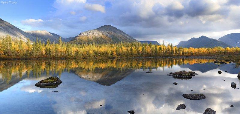 кольский, север, заполярье, хибины Зеркало Хибинphoto preview