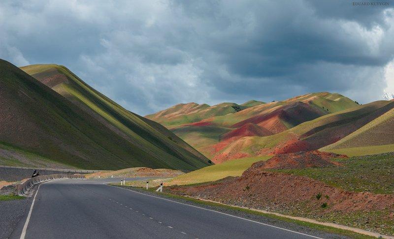 Памир, Киргизия ...photo preview