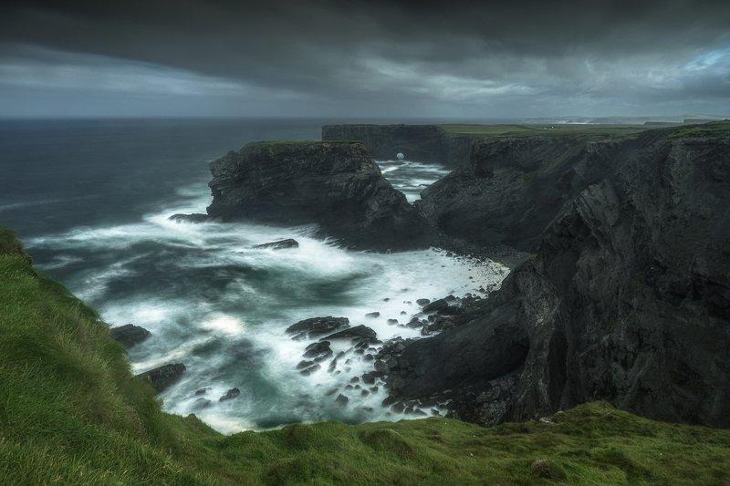 Kilkee Cliffsphoto preview