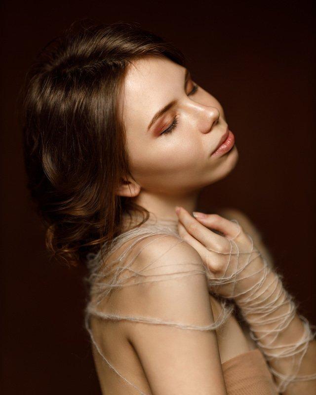 девушка портрет студия нежный Nataliephoto preview