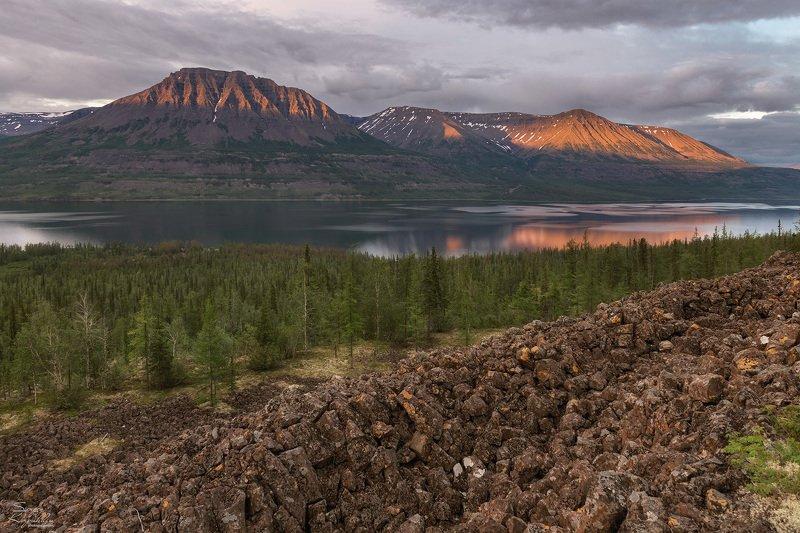 путораны, плато путорана Ыт-Куельphoto preview