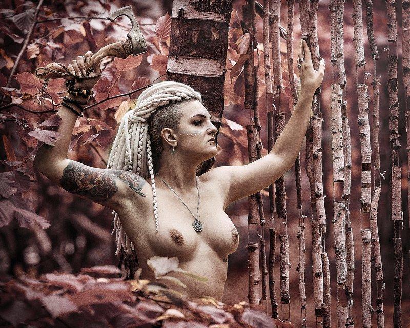 Где-то в лесах Кунцево...photo preview