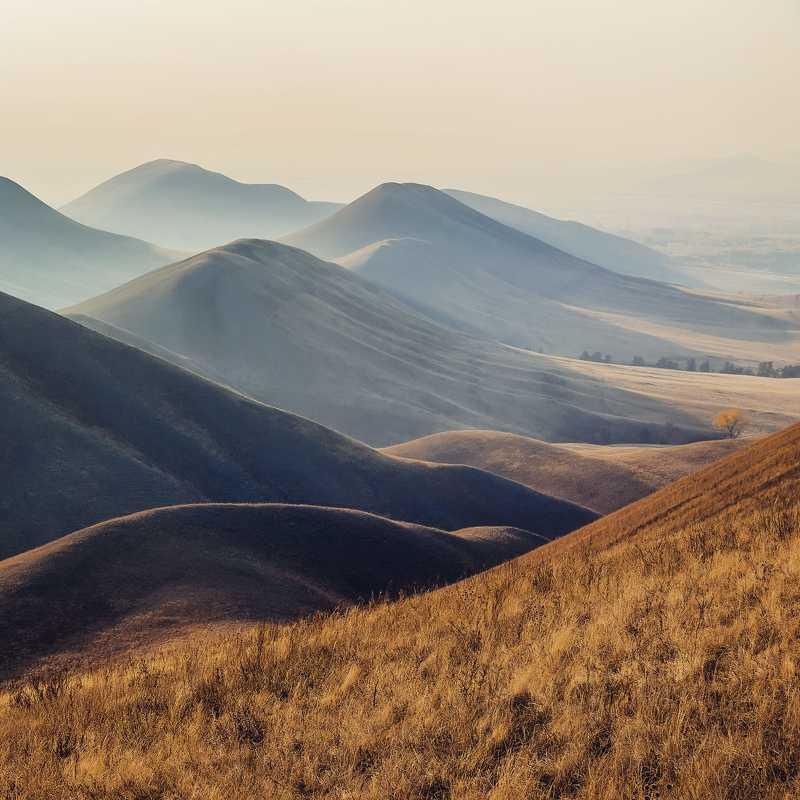 утро, рассвет, горы Горы²photo preview