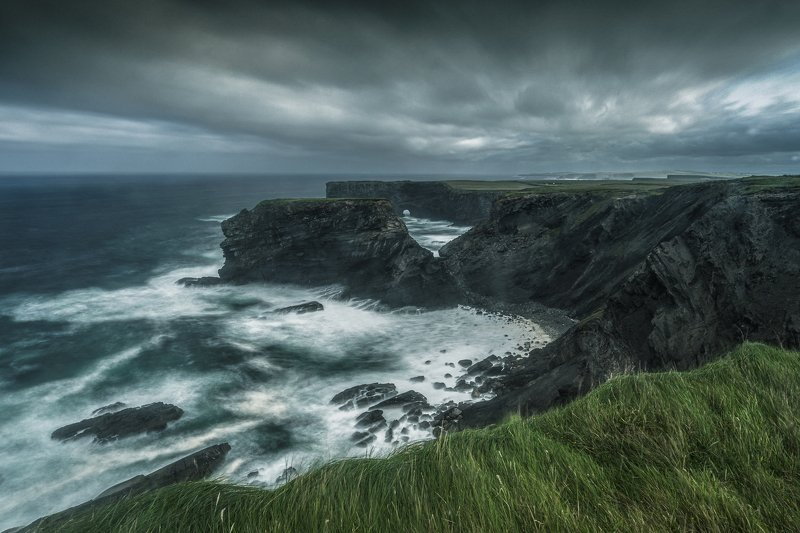 Kilkee Cliffs IIphoto preview