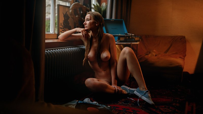 ню, портрет, арт, portrait, art, nude, model, imwarrior Анна 2019photo preview