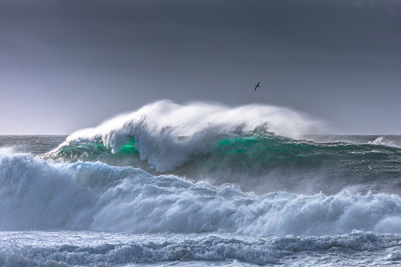 Emerald wavesphoto preview