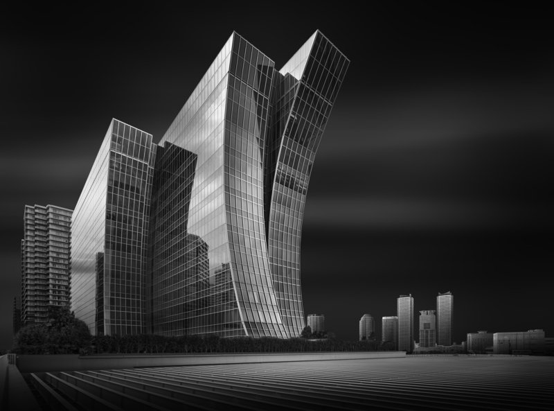 architecture, cityscapes Minatomirai Scapesphoto preview
