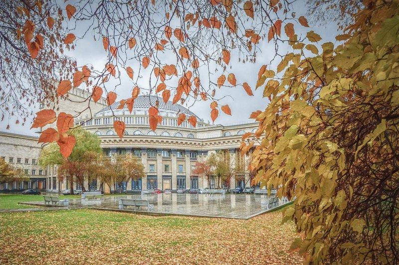 новосибирск Новосибирский государственный академический театр оперы и балетаphoto preview
