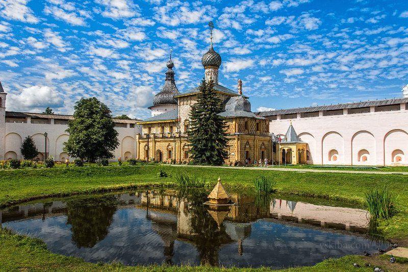 ростовский, кремль, церковь, одигитрии Церковь Одигитрииphoto preview