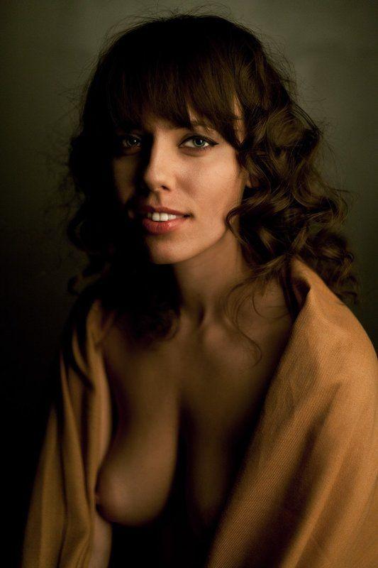 девушка, ню, обнаженная натура, красота, портрет, студия, студийный портрет Очарование.photo preview