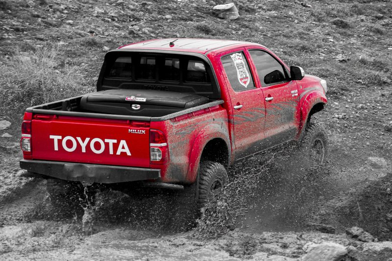 #TOYOTA#HILUXE OFFROADphoto preview