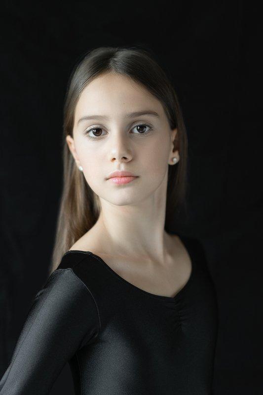 model, portrait, girl, studio, модель, студия, портрет photo preview