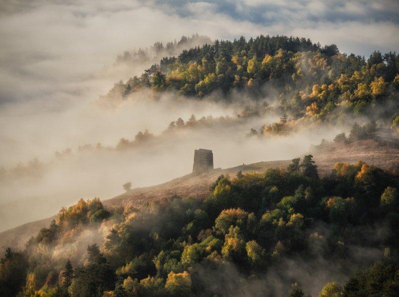 кавказ, ингушетия Осень в Ингушетии.photo preview