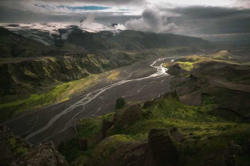 iceland, исландия,thorsmörk, высокогорье исландии, icelandic highlands, highlands of iceland,thorsmork iceland, þórsmörk Dream worldphoto preview