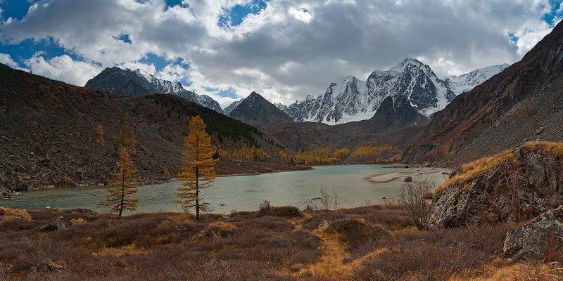 горы, алтай, озеро, шавлинское, река, шавла, северо-чуйский, хребет Верхне-Шавлинскоеphoto preview