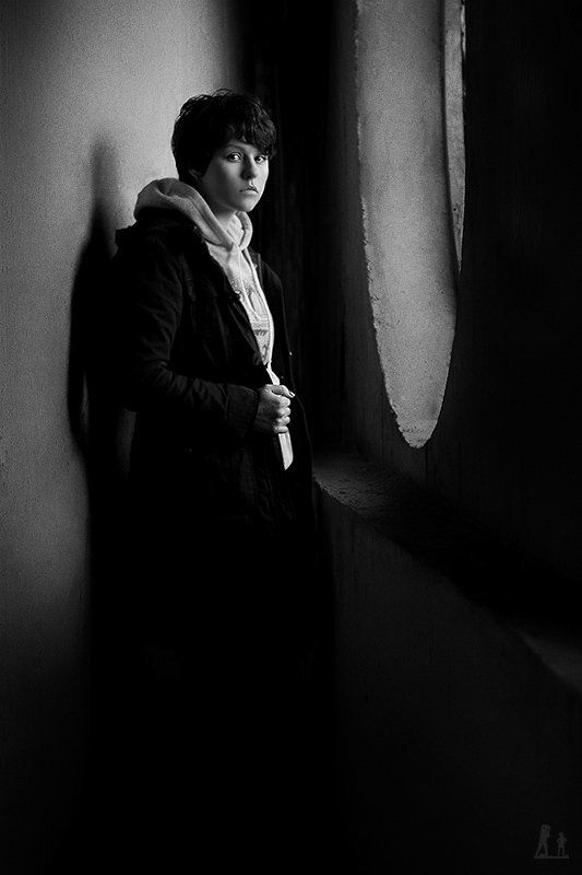 Ксения. Портрет.photo preview