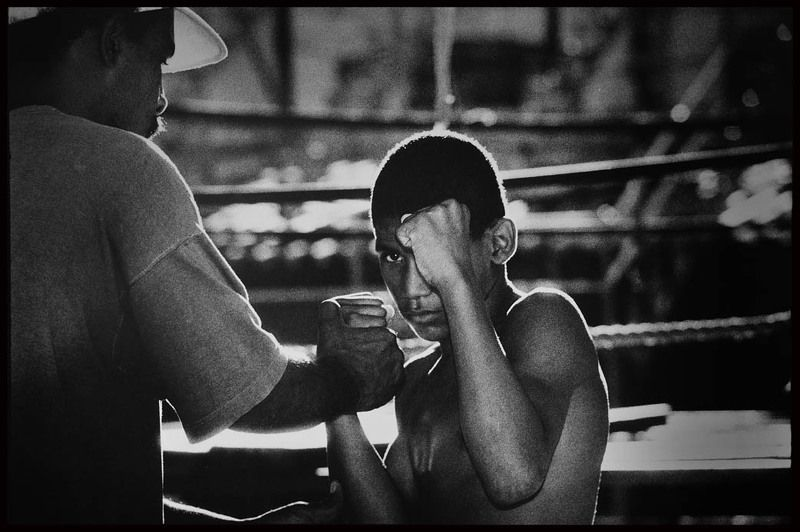 Boxing school Havana, Cubaphoto preview