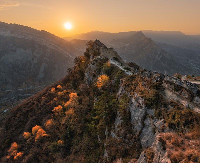 Осень на Кавказе.photo preview