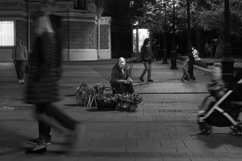 город, улица, стрит, люди, движение ***photo preview