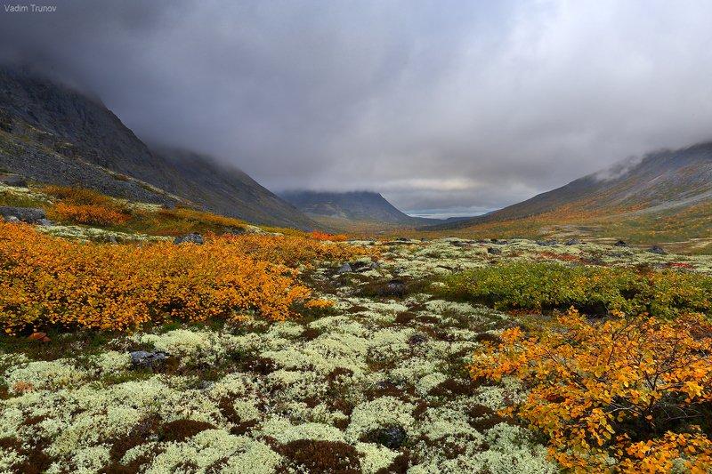 кольский, север, заполярье, хибины Осенние Хибиныphoto preview