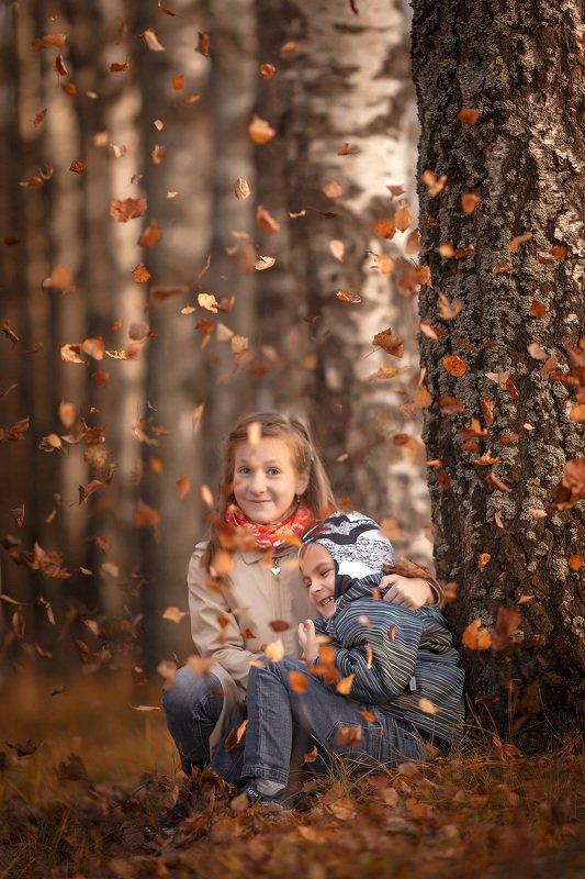 Осенняя метельphoto preview