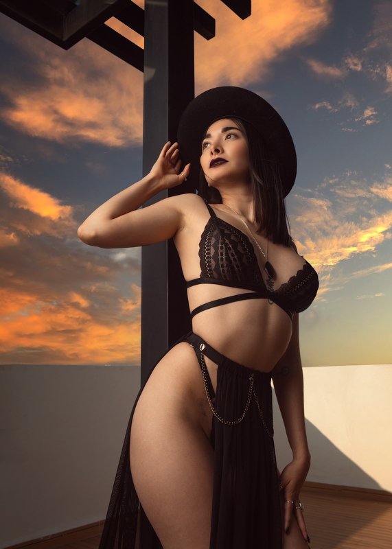 sexy, model, latin, boobs, mexican, seductive, lingerie, classy Daniphoto preview