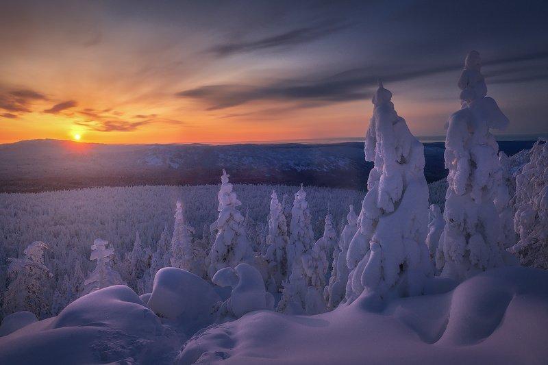 урал, таганай, горы, рассвет В ожидании рассветаphoto preview