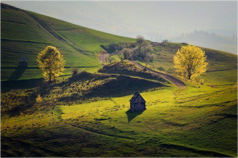 Карпатский этюд...photo preview