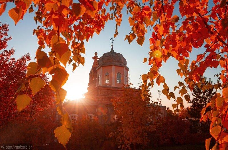 Осень в Омскеphoto preview