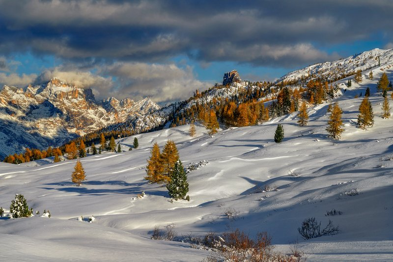 landscape Dolomitesphoto preview