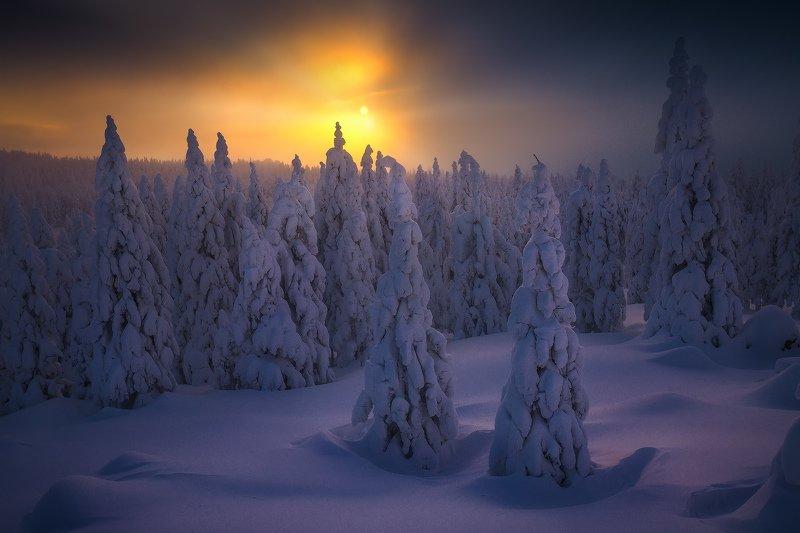 зима, горы, таганай, урал Зимние тайныphoto preview