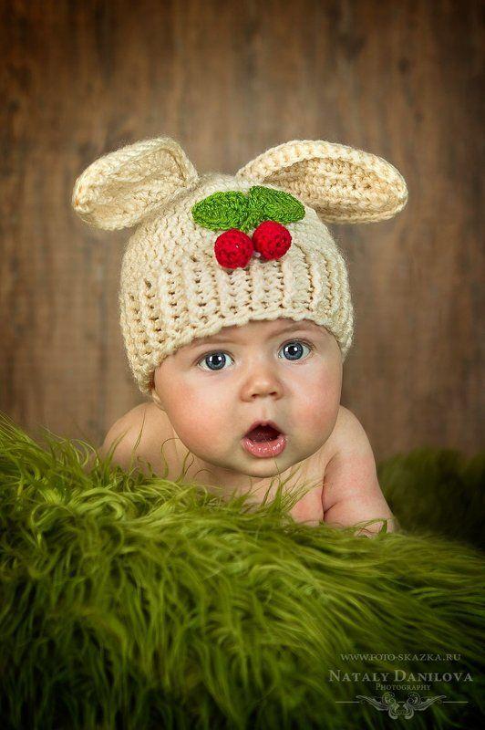 детская костюмированная фотосессия, детский фотограф, костюмированная фотосъемка, фотосессия новорожденных Зайкаphoto preview