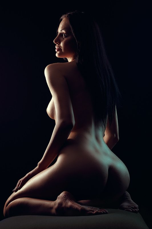 nude, sexy, studio, naked, art, fashion, glamour, model, girl, sexy, sensual,  photo preview