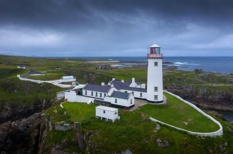 northern  ireland, fanad head ***photo preview