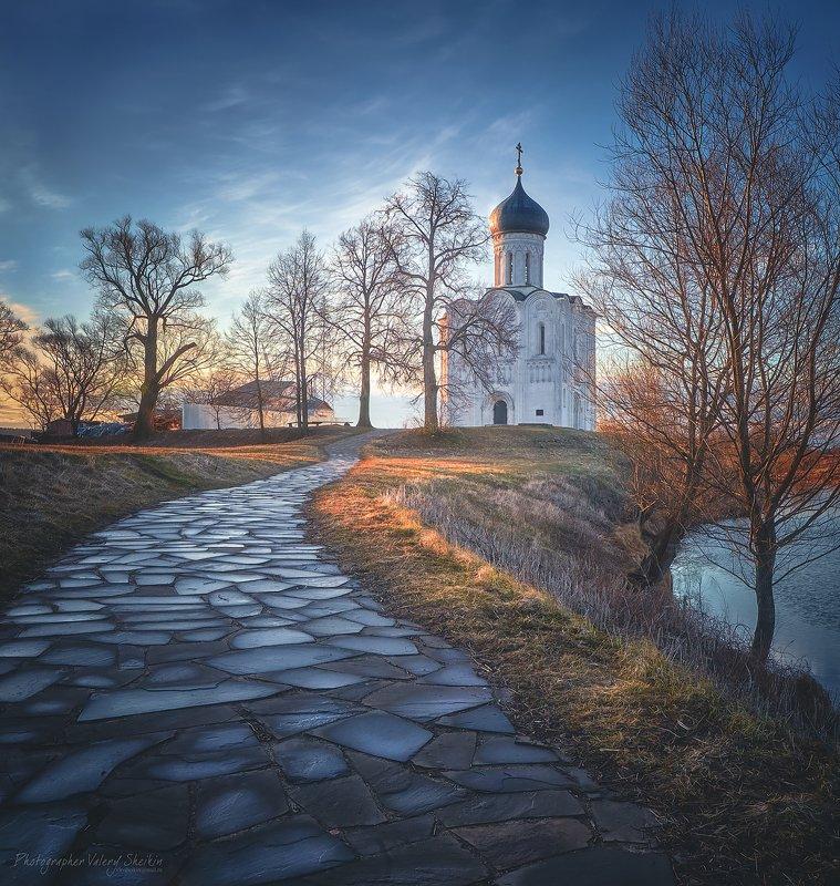 Рассвет в Покровах.photo preview