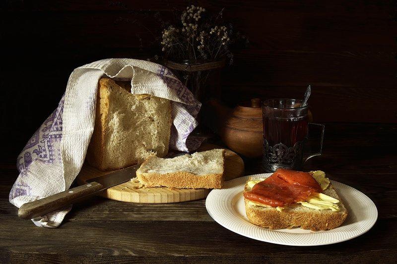 Утренний бутерброд.photo preview