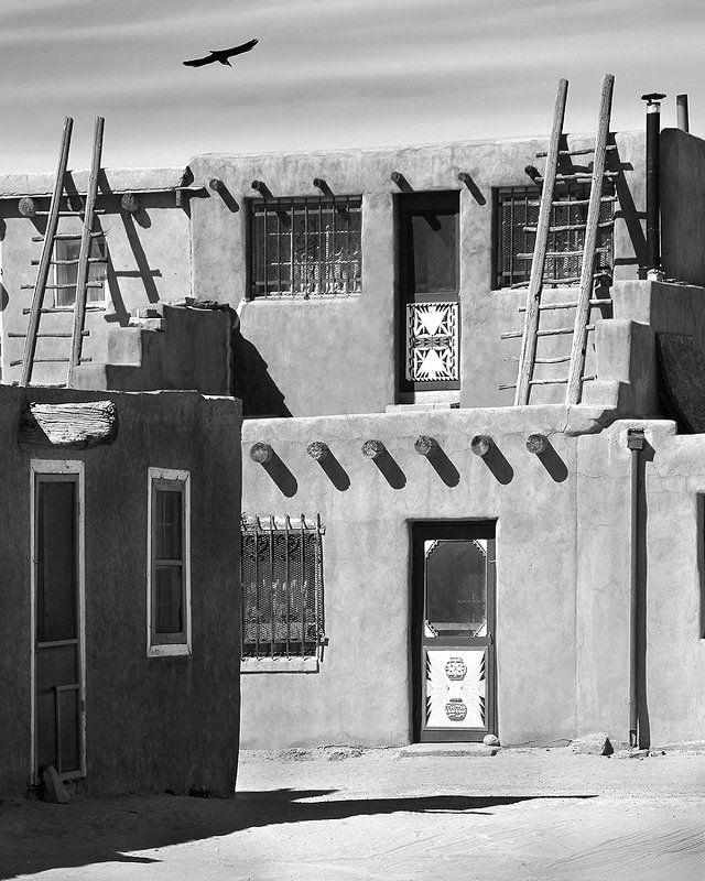 Acoma Pueblo Adobe Homesphoto preview