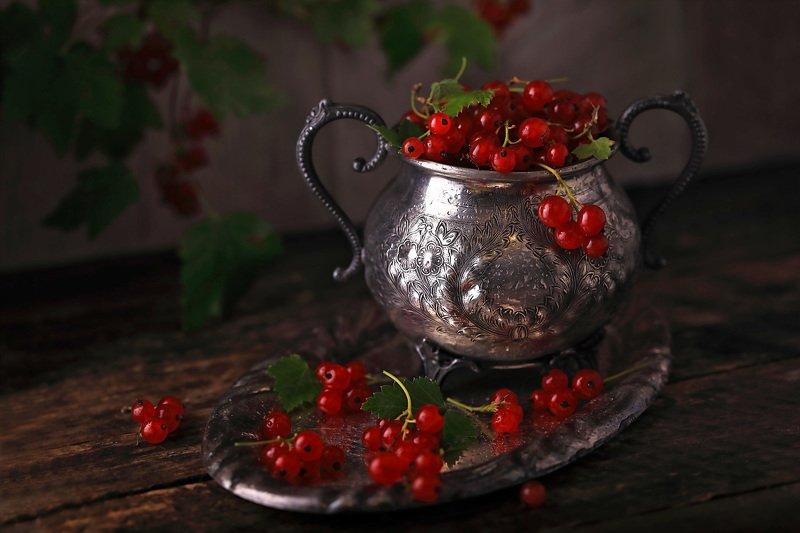 Красная смородина.photo preview