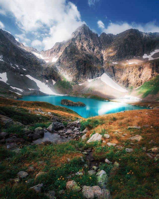 озеро Безмолвияphoto preview