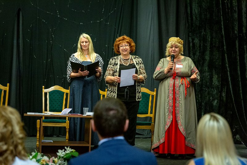 Открытие V Международного Женского Конгресса в Минске