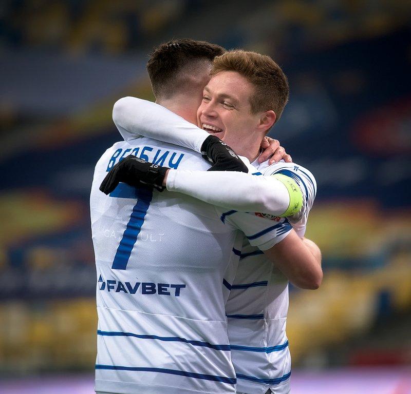 Динамо (Киев) - Ворскла (Полтава) 2:0photo preview