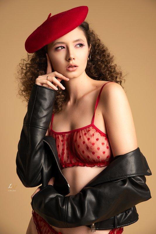 портрет, стиль, гламур, женский портрет, фотограф москва Дианаphoto preview