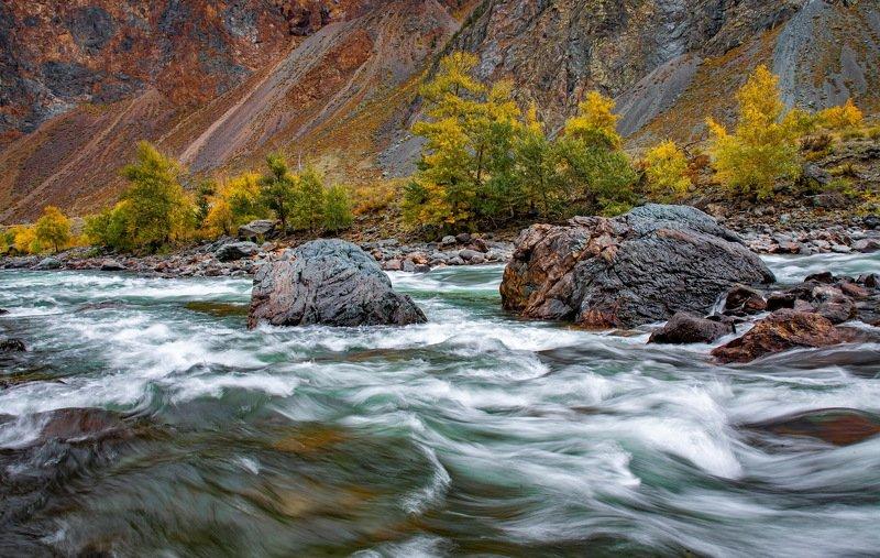 Долина реки Чулышманphoto preview