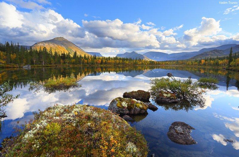 кольский, север, заполярье, хибины Осень в Хибинахphoto preview