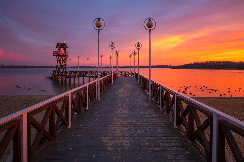 landscape, sunrise, lake, pogoria, poland, silesia Pogoria 3, Dąbrowa Górniczaphoto preview