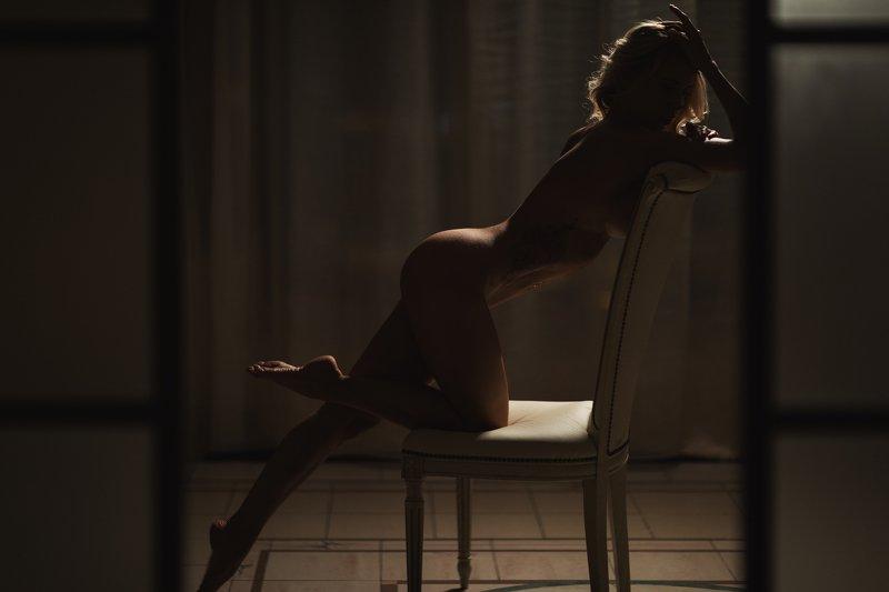 artnude boudoir nude woman Olga Biondaphoto preview