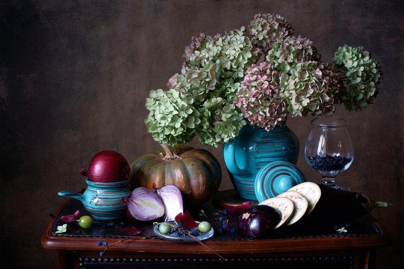 фотонатюрморт, миламиронова, осень, овощи, урожай, ассорти Овощное ассорти...photo preview